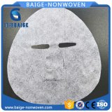Mascarilla facial de seda Tencel hoja de papel Mascarilla Facial