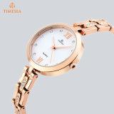 Uhr-Kleid-Armbanduhren 71338 Form-Quarz-Uhr-Frauenluxuxdes rhinestone-30m wasserdichte