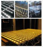 Élever la lumière de centrale pour la serre chaude verticale de film publicitaire de ferme
