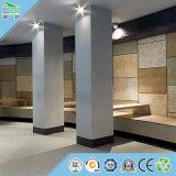 Comitato di parete delle lane di legno della scheda della fibra OSI della fibra di cocco del soffitto del comitato acustico