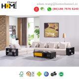 Новые современные ткани в форме буквы L диван (HC-R520)