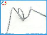 Chaîne de cordon ronde personnalisé utilisé comme accessoire de mode Shoelace