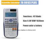 La alta calidad 417 estudiante de las funciones de calculadora científica Examen Fx-991es Plus