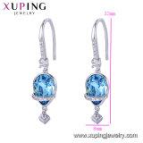 La moda de joyería hermosa luz el peso de los cristales de Swarovski diseños para la Mujer