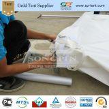 3X3m 광저우 판매를 위한 소형 백색 알루미늄 닫집 천막