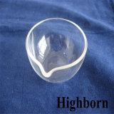 Personalizado transparente de vidrio de sílice Cápsula