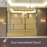 商業建物のための中国PVCおよび木ファイバーの壁のボード