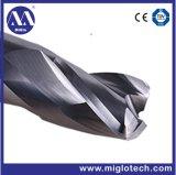 맷돌로 가는 절단기 (MC-100056)를 형성하는 주문을 받아서 만들어진 절단 도구 단단한 탄화물 공구