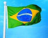 À prova de água personalizadas e Sunproof Bandeira Nacional Bandeira Nacional do Brasil