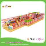 Neuer Entwurfs-Plastik-und Metallmaterielle Kind-Innenspielplatz