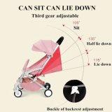 Neues Modell-faltbarer Baby-Spaziergänger für den Fabrik-Onlineverkauf