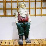 مضحكة عيد ميلاد المسيح زخارف هبة مصغّرة [نوم] تمثال صغير