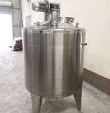 Semi-Circle externo de la fermentación de calefacción del tubo del depósito de semillas