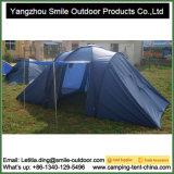 A barraca de acampamento ao ar livre da família de 6 pessoas manufatura