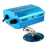 Cor Azul de controle de som DJ Discoteca Efeito Fase LED Light