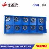 Inserti personalizzati di CNC del carburo di tungsteno per lavorare d'acciaio