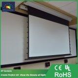 """80 """" ~170 """" het Elektrische Scherm Van uitstekende kwaliteit van de Projectie/het Scherm van de Projector voor het Systeem van het Theater van het Huis"""