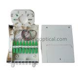 SP-1602-8c de opgezette EindDoos van de Splitser van de Vezel Optische met Adapters Sc/APC