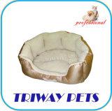 Hohe Quaulity preiswerte Snuggle-Hundekatze-Haustier-Betten (WY101044A/C)
