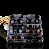 Acryl Vertoningen voor Zonnebril, Rij 6 12 Paren van de Optische Vertoning