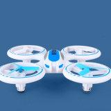 Qualité RC Quadcopter avec la lumière ronde de signal d'échantillonnage