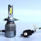 高いビームC6 H4穂軸LED車のヘッドライト