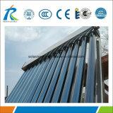 太陽Keymark SRCCはシステムによって避難させた管のソーラーコレクタを加圧した