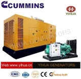 825 ква Cummins генератор IC180301звукоизоляцией[j]