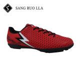 Обычных мужчин высшее качество футбола футбольные бутсы с шипами обувь