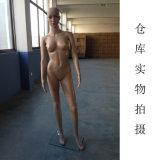 Постоянный женского презентационный манекен для одежды на дисплее