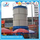 O melhor silo de venda do cimento para a estação de tratamento por lotes concreta