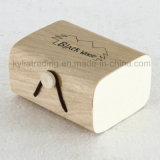 Rectángulo de madera del corcho colorido para el conjunto (WB-02)