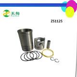 Forro do cilindro das peças de motor Diesel Zs1115 de Changchai para o trator