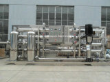 Trattamento delle acque multimedio del filtrante del carbonio dell'acqua pura