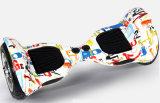 36V Samsungリチウムイオン電池が付いている12km/H自己のバランスの2車輪の電気計量器のスクーター