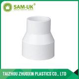 Sch40 de bonne qualité La norme ASTM D2466 raccords en PVC blanc glisser un01