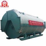 chaudière à vapeur 10t/H-1.0MPa avec le brûleur à mazout lourd