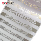 prix d'usine Alien H3/H4 tag RFID UHF passive