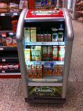 スーパーマーケットのためのスリラーを開きなさい