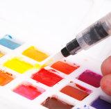 2018 Nuevo Producto Pllastic manejar el agua cepillo para la pintura del artista