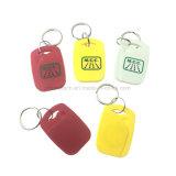 Zoll 125kHz Tk4100 Plastik-ABS RFID Keyfob für Zugriffssteuerung