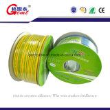 Da isolação padrão do PVC do UL cabo de nylon do fio elétrico Thhn/Thwn do cobre do revestimento e fio de cobre de Thhn para Ámérica do Sul