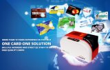 USB 열 ID 카드 인쇄 기계 300dpi