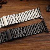 Cinturino di vigilanza solido dell'acciaio inossidabile per la vigilanza del Apple