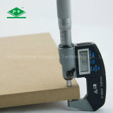Distribuindo o MDF elevado do lustro da placa lisa do MDF 18mm E1 com lixado para o material da mobília