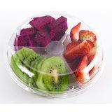Container Van uitstekende kwaliteit van de Fruitsalade Plstic van het huisdier de Beschikbare met Compartiment