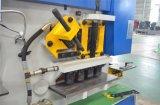 Гидровлический многофункциональный работник утюга Q35-25 для пробивать, резать, гнуть и надрезать