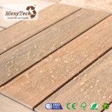 Anti-Slip блокируя плитки палубы Co-Extrusion DIY WPC деревянные составные