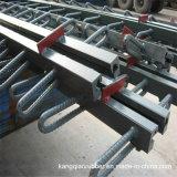 Junta de expansão de ponte modular com movimento de grandes dimensões