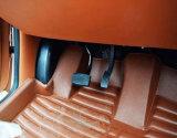 4000W Mini Elektrische Auto 3 Deuren 2 Zetels Bev van de motor